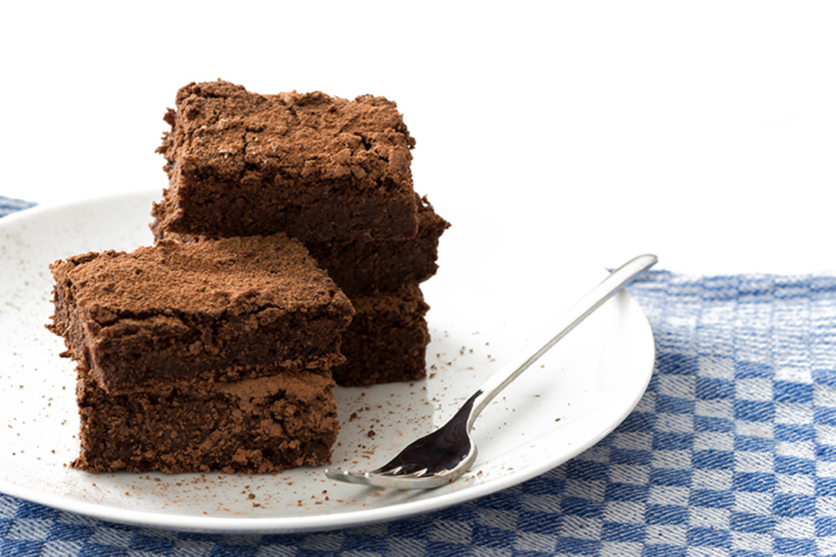 proteinreiche bohnen brownies rezept style me vegan. Black Bedroom Furniture Sets. Home Design Ideas