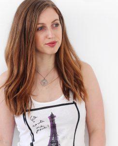 Über mich - Jasmin von Style Me Vegan