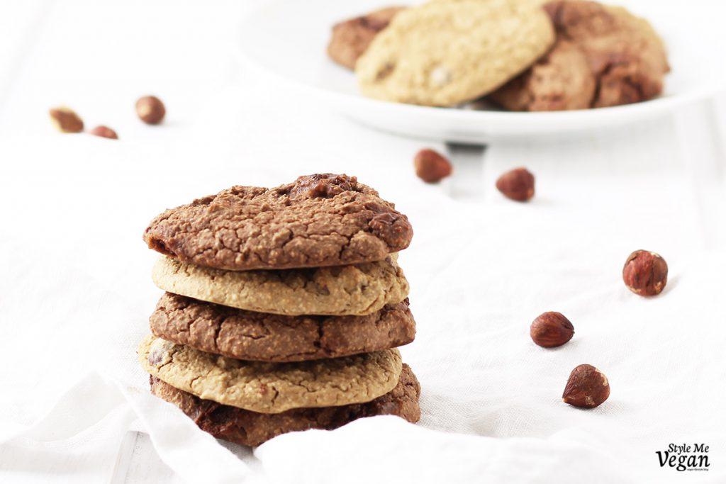 Vegane Cookies Glutenfrei Ohne Zucker Style Me Vegan
